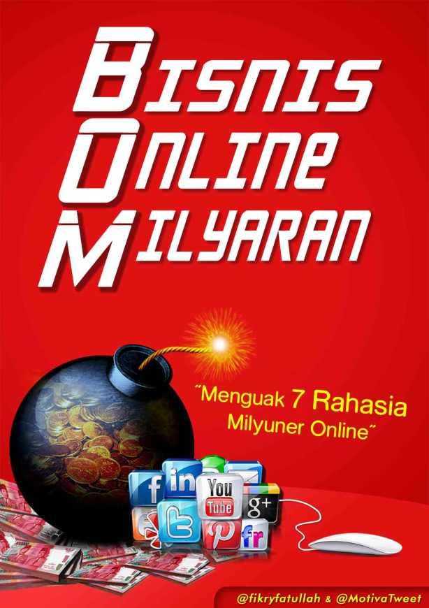 Buku BOM Bisnis Online Milyaran « ONIXCREATIVE ADVERTISING